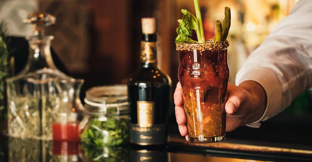 Mallard Lounge Celebrates The Ceasar's 50th Birthday with the Five Decade Ceasar