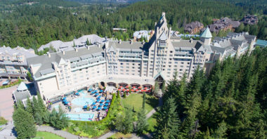 FAIRMONT HOTELS IN BANFF, LAKE LOUISE, JASPER, AND WHISTLER ANNOUNCE REOPENING