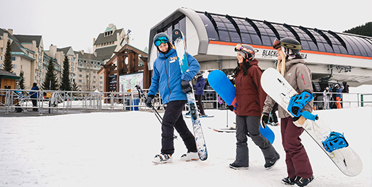 Whistler Experience Guide Winter