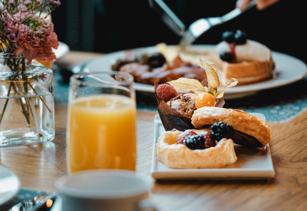 Breakfast in The Wildflower | Fairmont Chateau Whistler