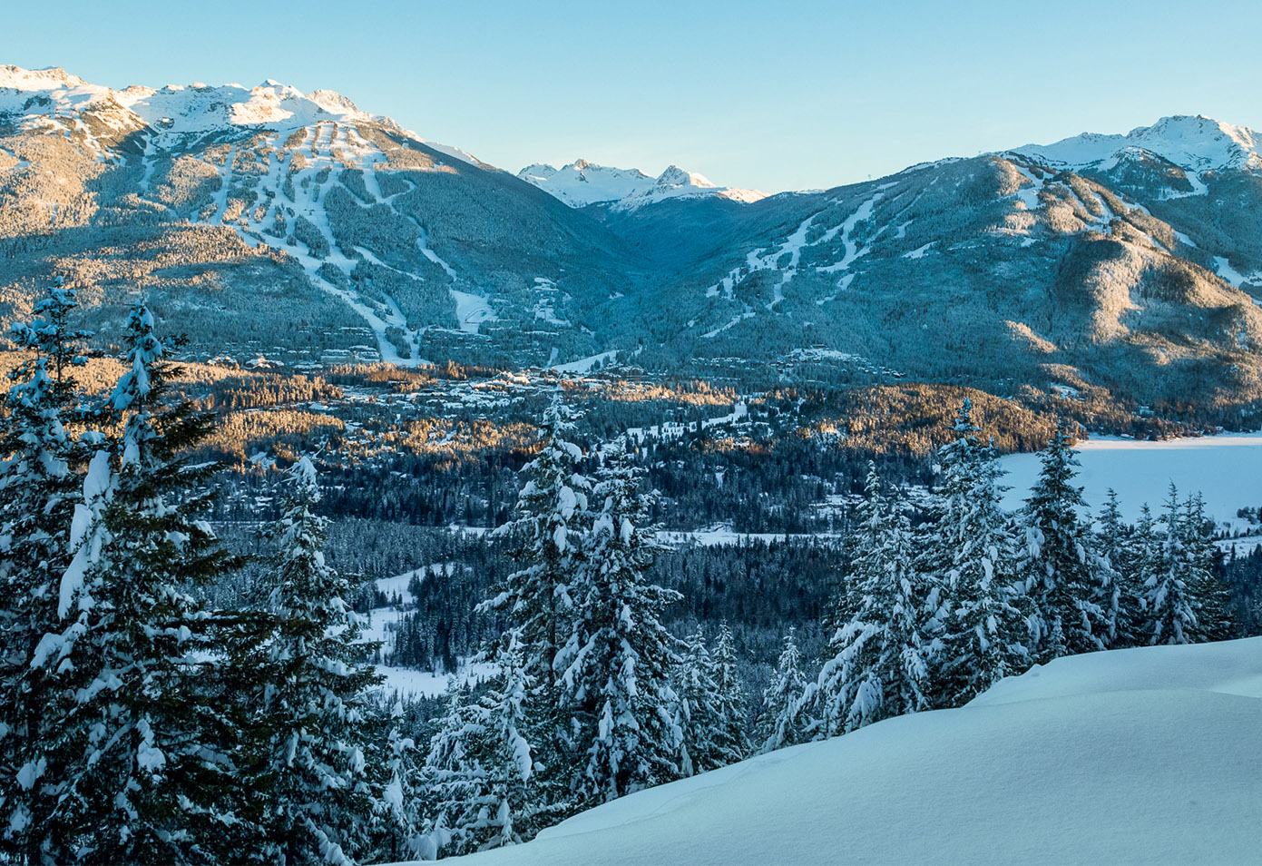 Ski in Whistler | Photo: Tourism Whistler / Mike Crane