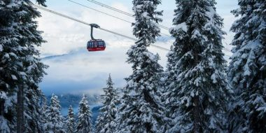 The Magic of Winter in Whistler