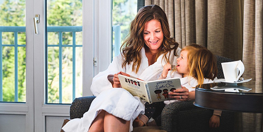 Mothers Day Celebration, Fairmont Chateau Whistler | Spring Events