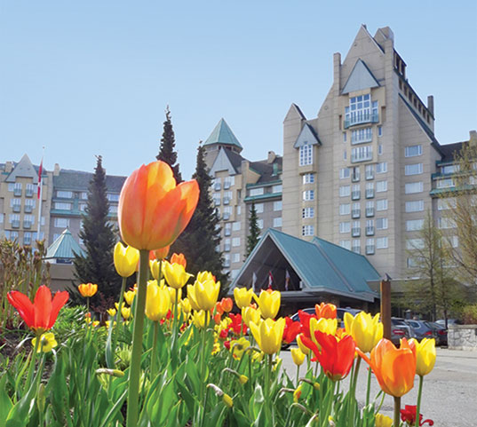 Spring Events at Fairmont Chateau Whistler