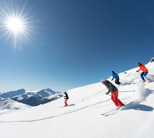 Spring Skiing in Whistler_Image_Tourism Whistler_Vince Emond