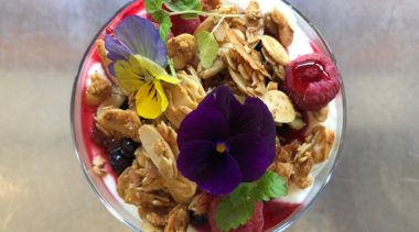 Mother's Day Parfait Recipe