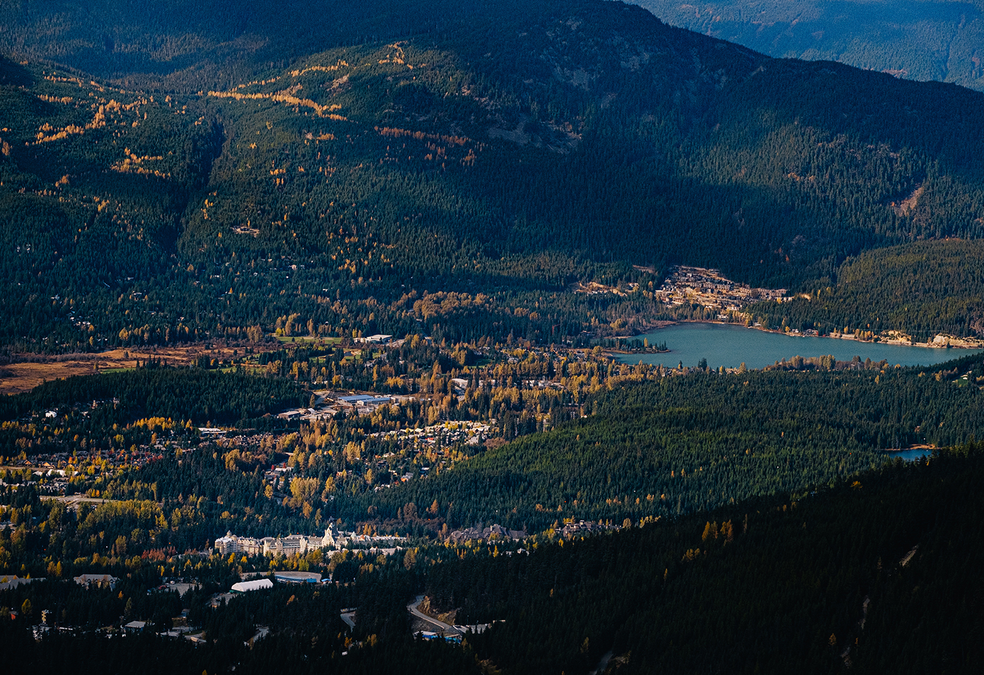 Save on fall stays in Whistler, BC