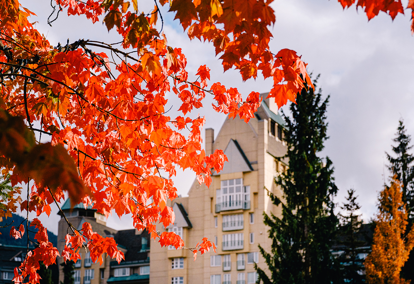 Whistler Fall Vacations