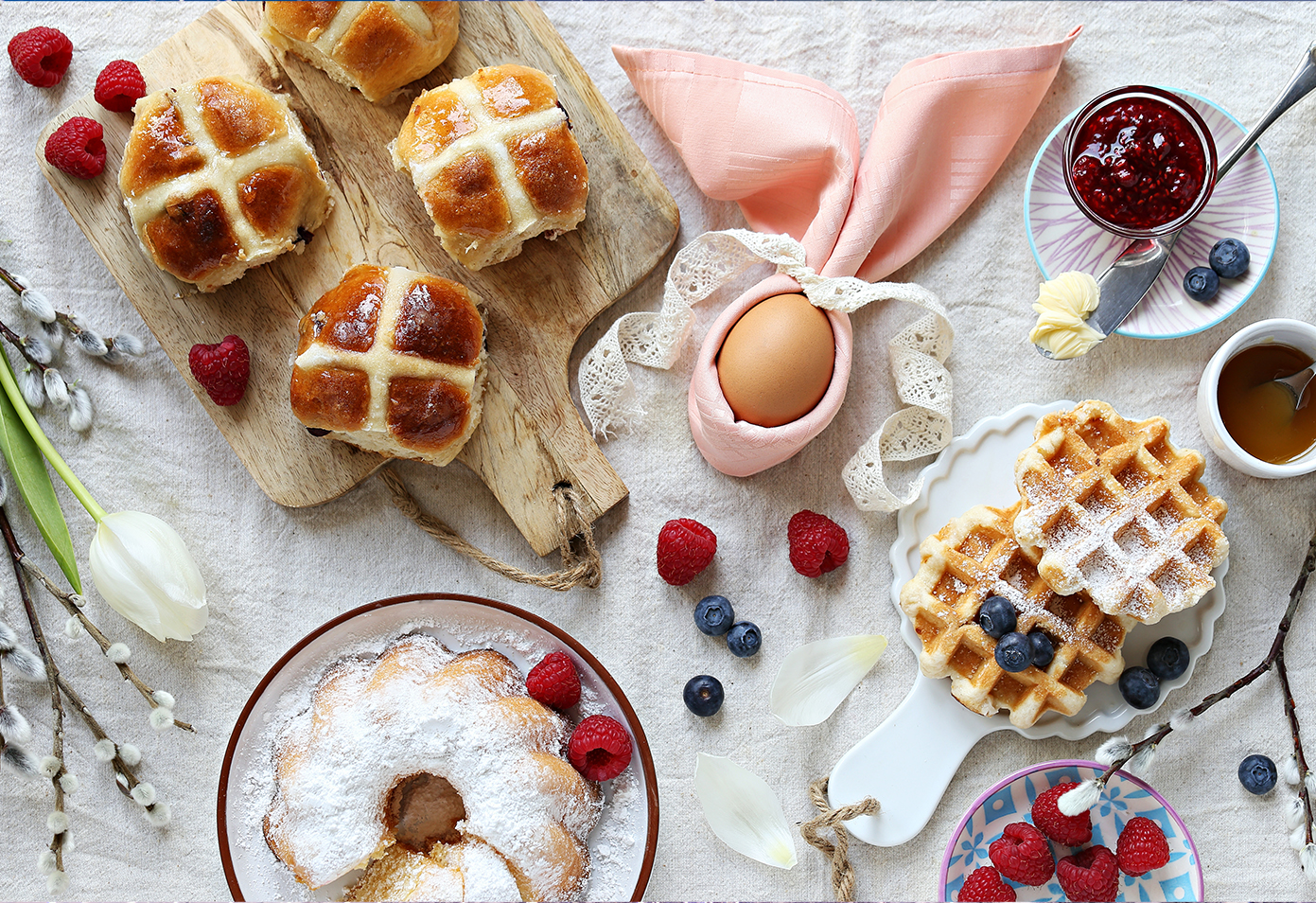 Easter Brunch at Fairmont Chateau Whistler