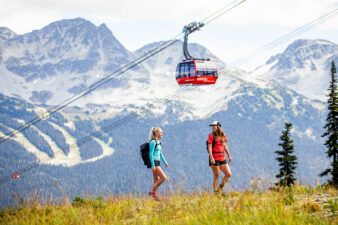 9 Ways to Get Moving at Fairmont Chateau Whistler