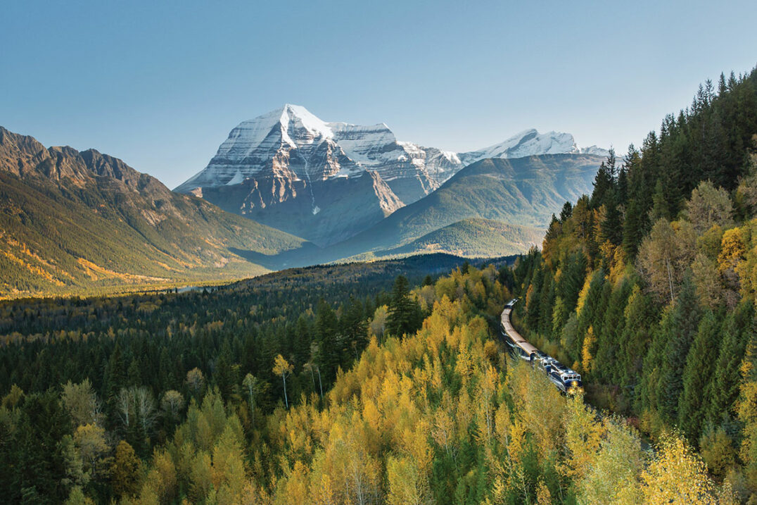 All Aboard! Your Guide To Exploring Western Canada By Rail